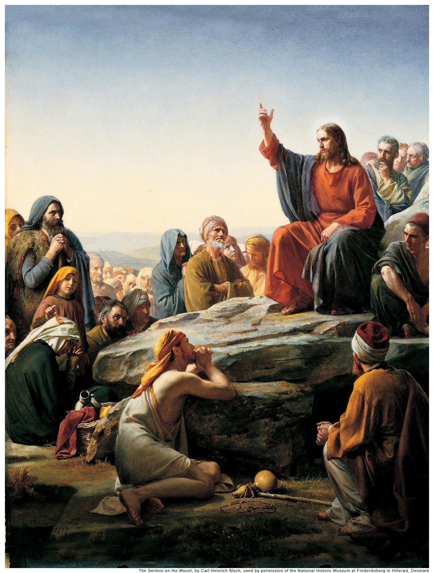 Eseu – Predica(torul) de pe Munte – Mat. 5-7 – B a r z i l a i – e n – D a n