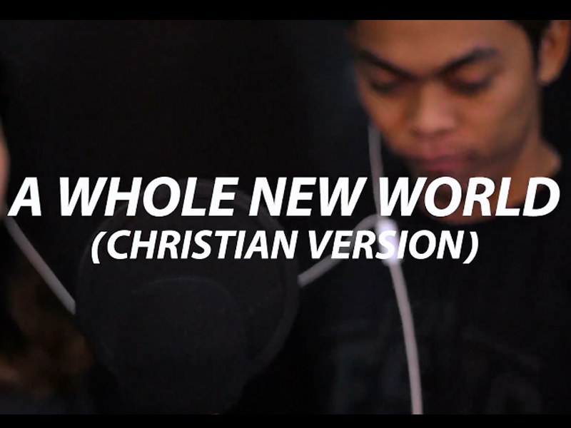 Christian Version Of 'A Whole New World' Reveals What God's Love Looks Like | God TV