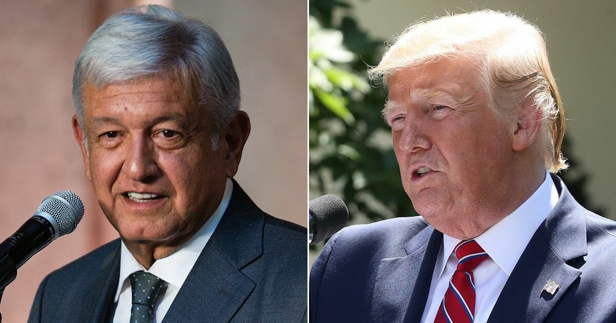 Mexico Becomes First To Pass Trump Trade Deal: 'Our Economy Is Open'