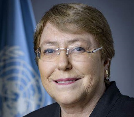 UN High Commissioner for Human Rights Michelle Bachelet: Iraq & Syria Must Treat ISIS Fighters Under International Law - The Washington Standard