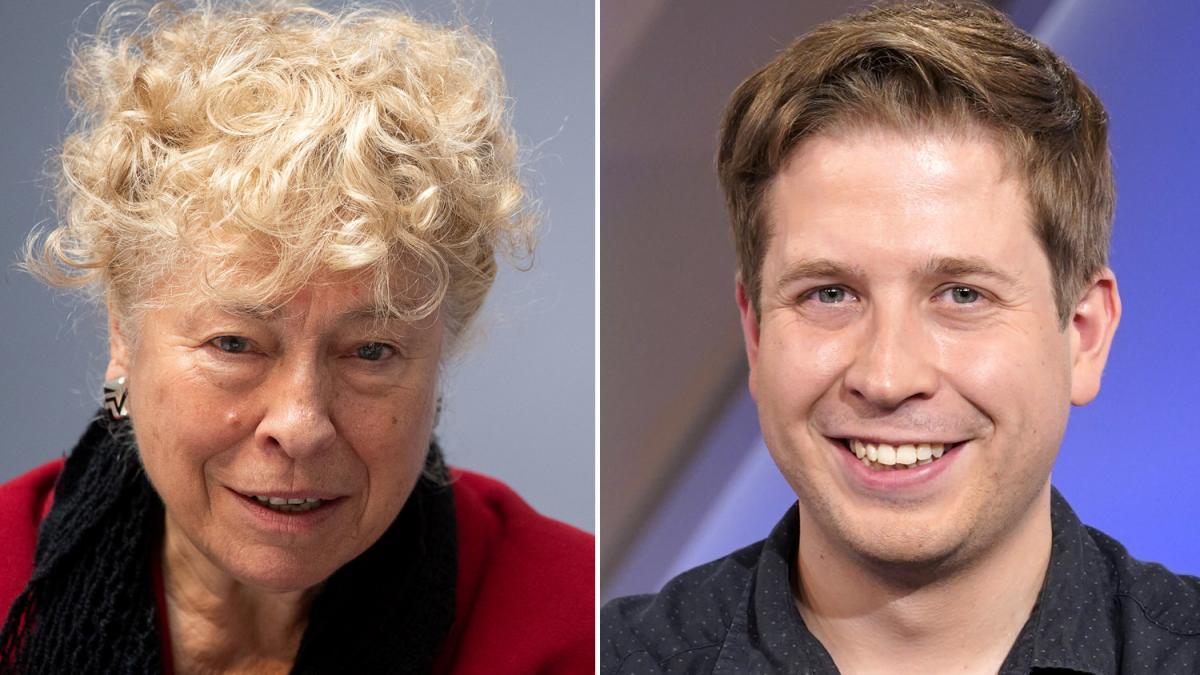SPD: Gesine Schwan zu Doppelspitze mit Kevin Kühnert bereit - WELT