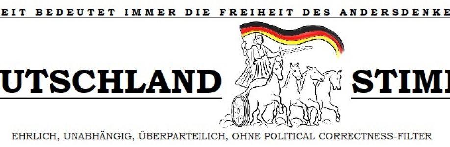 Deutschlandstimme Cover Image
