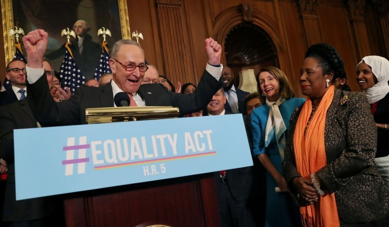 The Truth about the Equality Act – Citizen Sentinels Network