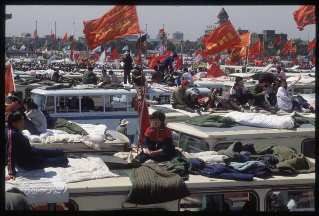 Chiny. Masakra na placu Tiananmen