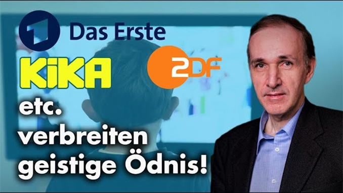 Dr. Gottfried Curio: GEZ-Sender hinterlassen eine Wertewüste › Jouwatch