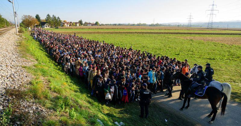 Vast Majority of Rejected Asylum Seekers Not Leaving Europe