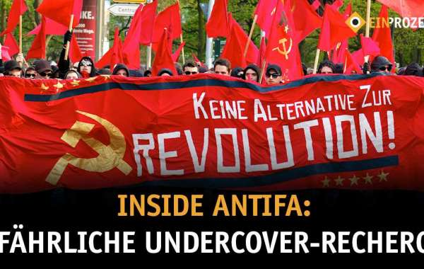 Inside Antifa - Dangerous Underground Research