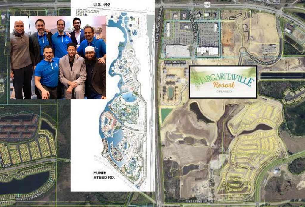Golden Lagoon: Sharia-Compliant, Terror-Tied Resort Planned Near Disney World - The Washington Standard