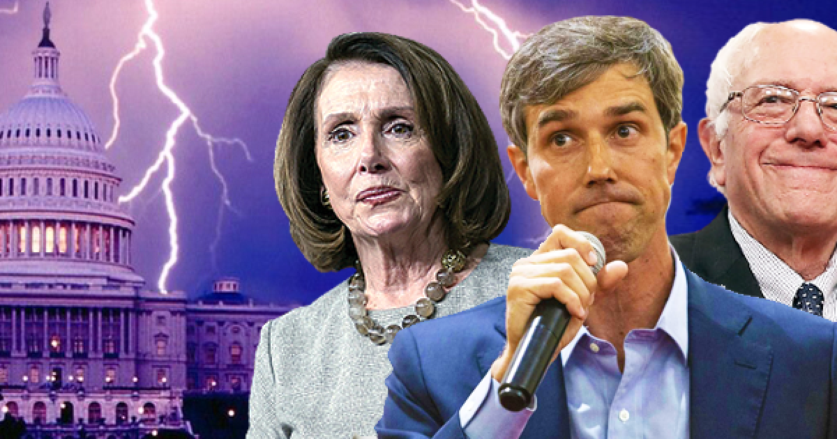 The Bernie-Beto-Pelosi Blast of BS on Trump's Mexico Tariff - Freedom Outpost