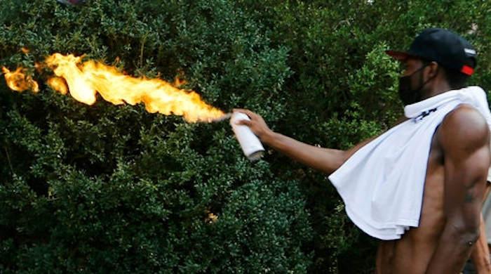 Landshut: Somalier mit Flammenwerfer gegen Mitbewohner | PI-NEWS
