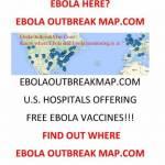 ebola outbreak map Profile Picture