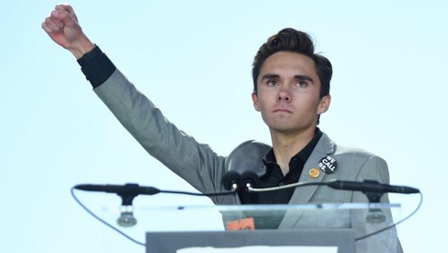 Anti-Gun Douche David Hogg Claims To Have Survived 7 Assassination Attempts – Def-Con News