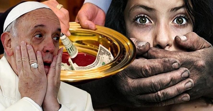 Where Do Church Donations Go? The Catholic Church Has Used Almost $4 Billion Settling Child Molestation Lawsuits