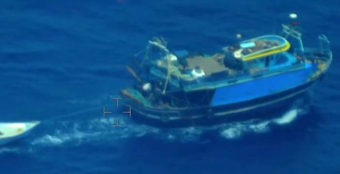 Libysche Küste: Schlepper verhaftet, Boot beschlagnahmt – Politikstube