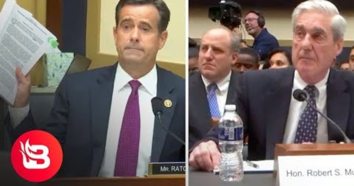Meet John Ratcliffe: Trump's Frontman to Take Down Hillary and Obama - DC Clothesline