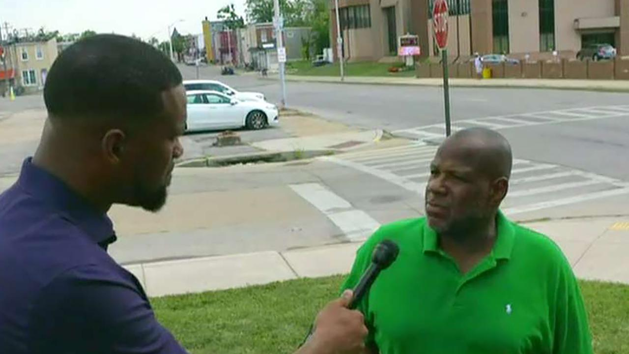 Lawrence Jones investigates what's really happening on the streets of Baltimore | Fox News