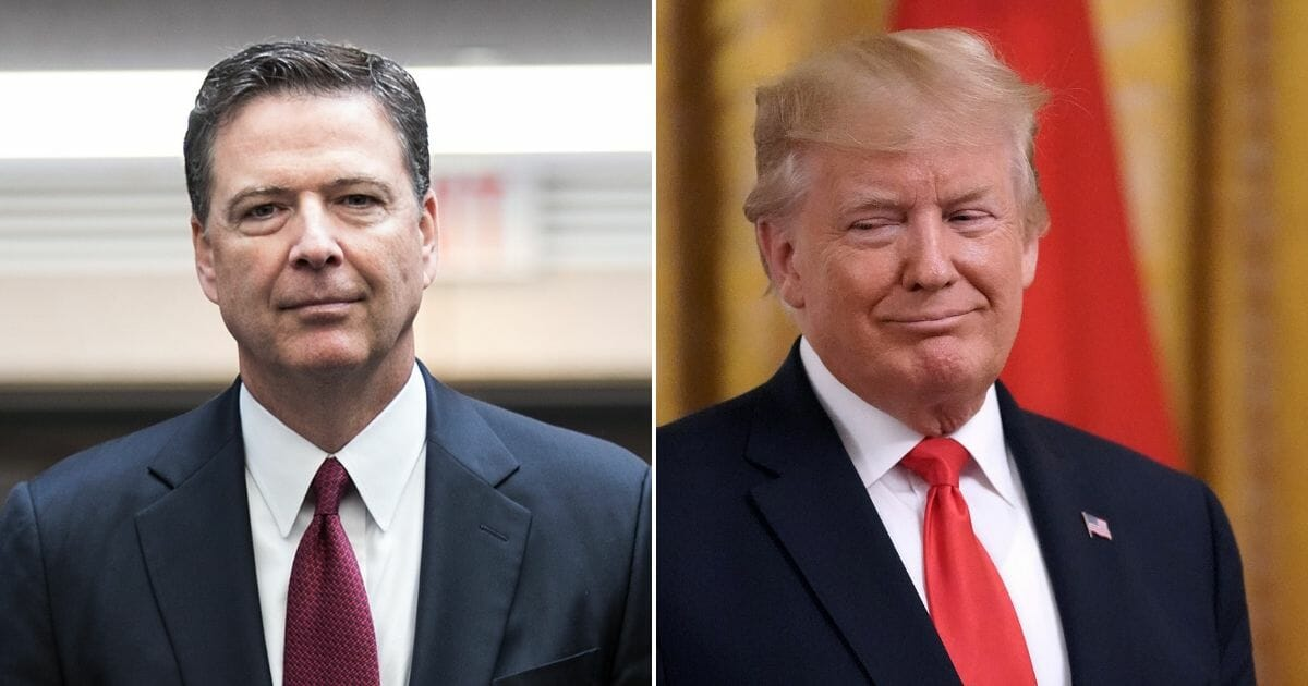 James Comey Now Going After Trump Supporters, Wants Them Banished to 'Dark Corner'