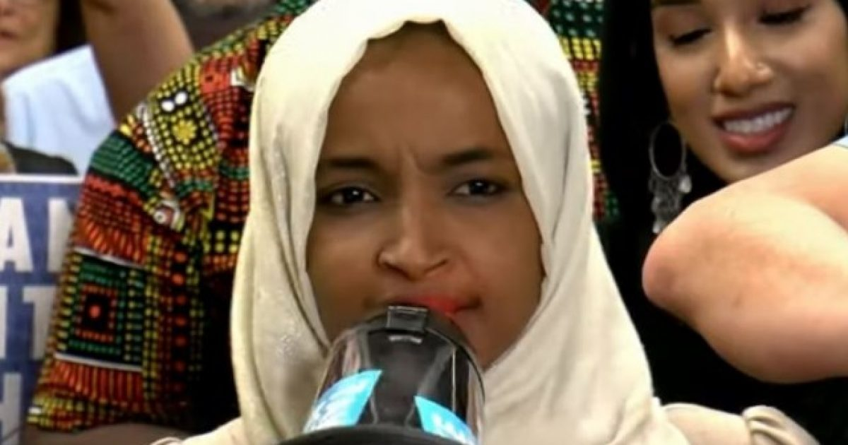 "Popular Radio Host Says Ilhan Omar's Community Sends ""100 Million Dollars A Year"" Back To Somalia, Potentially To Terrorist Groups [Opinion]"
