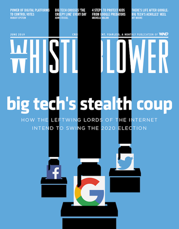 Big Tech's big secret - WND