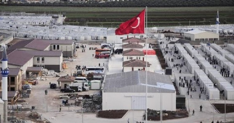 Türkei kündigt Merkels Flüchtlingsabkommen