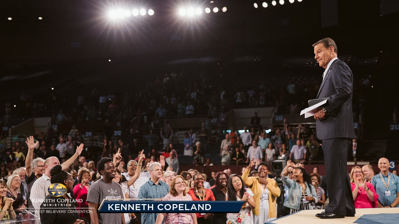 2019 Southwest Believers' Convention: Saturday Evening Offering Message (7:00 p.m.)   Kenneth Copeland Ministries