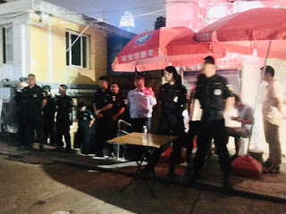 Chinese Police Form Human Wall Surrounding Xunsiding Church After Shutdown | Christian News Network