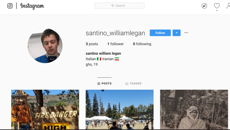 BREAKING: Gilroy Shooter Identified as Iranian-American With Islamic Imagery on Instagram - Laura Loomer Official
