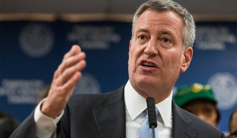 NYC Mayor to Illegals: 'We Will Do Everything to Protect You'