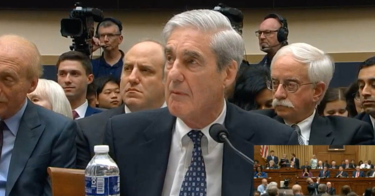Body Language Expert Says Mueller Was Defiant and Deceptive As His Russia Hoax Sham Was Exposed