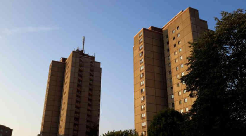 Hohe Mieten sorgen in Deutschland für Einkommen unter Hartz IV Niveau