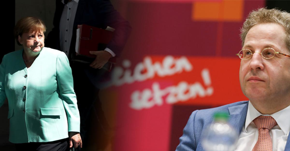 Maaßen attackiert Merkel für Verhalten in der Migrationsfrage - Deutschland - FOCUS Online