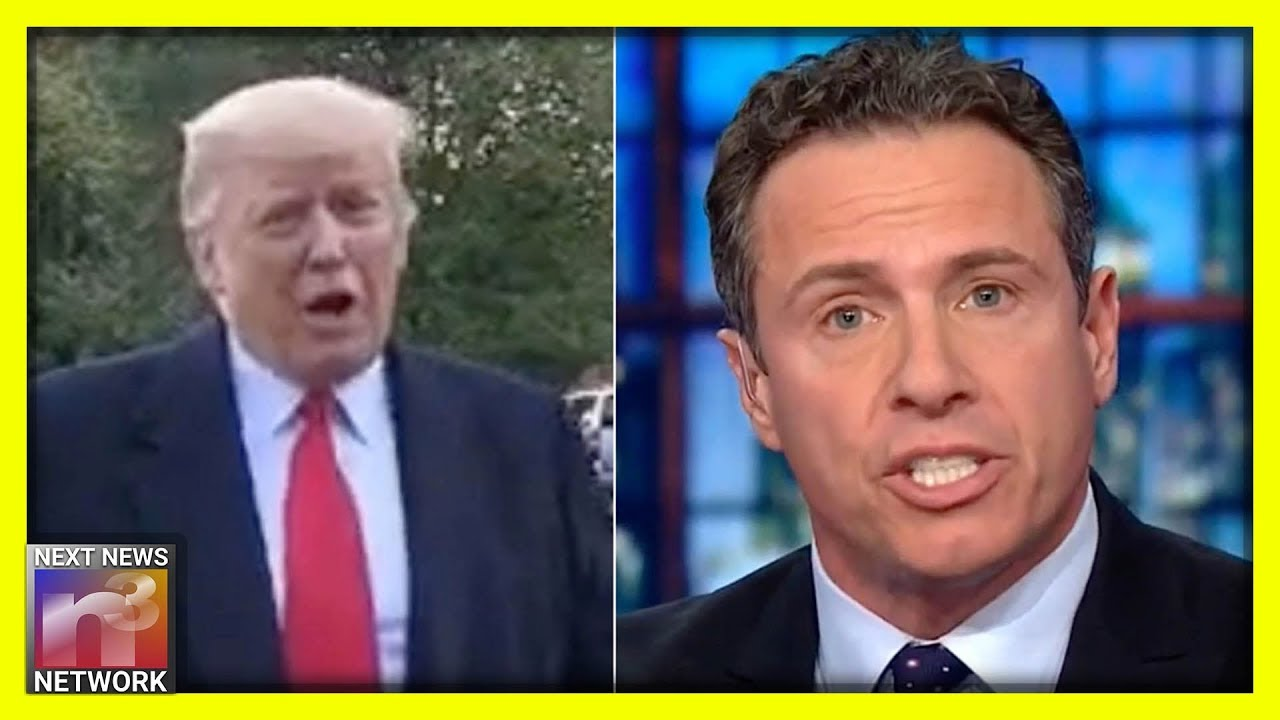 CNN's Chris Cuomo Comes Unhinged During Trump Staffer Interview (Video) - The Washington Standard