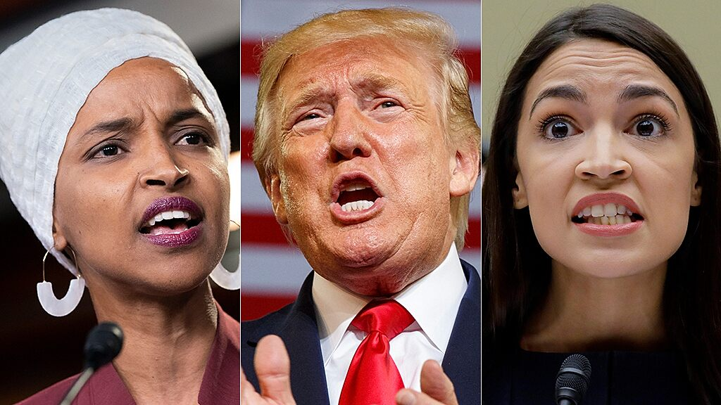 AOC says Trump 'relished' rally chant about Omar, doesn't want to be president anymore | Fox News