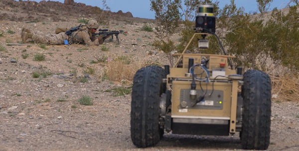Infantry's newest soldier: Artificial intelligence - WND
