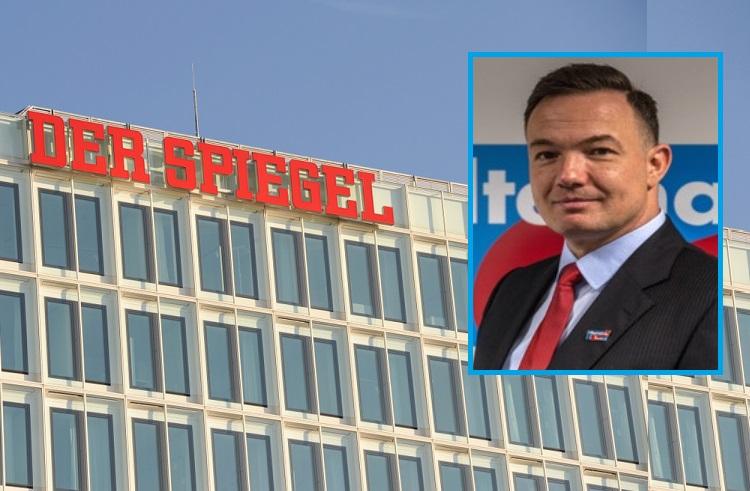 Falschbehauptung gegen AfD-Politiker Laasch: Spiegel unterschreibt Unterlassungserklärung › Jouwatch