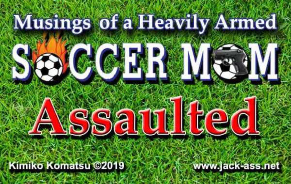 Musings of a Heavily Armed Soccer Mom - Assaulted