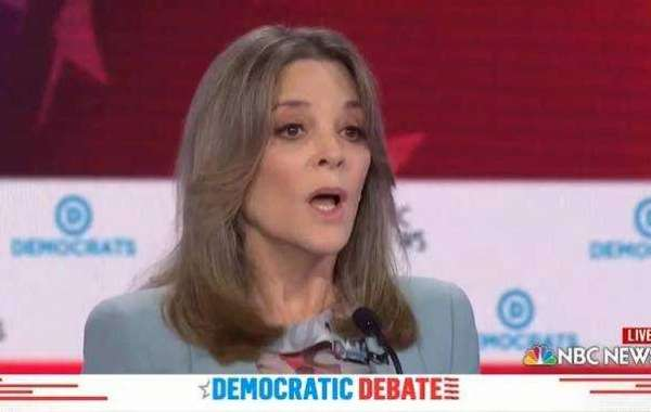 Marianne Williamson: The Politics of Love