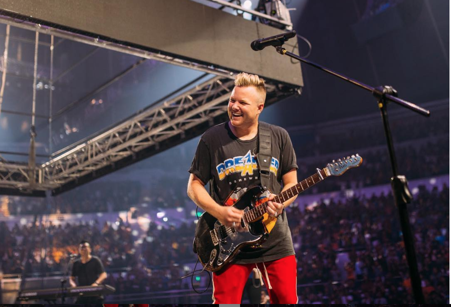 Joth Hunt of Planetshakers Shares His Battle With Cancer   GOD TV