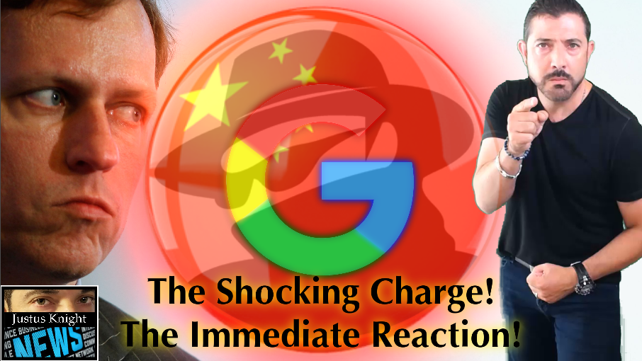 "Facebook DECLARES WAR On GOOGLE!!  Claim ""TREASONOUS"" China Infiltration!  BEWARE THEIR AGENDA! – Justus Knight News"
