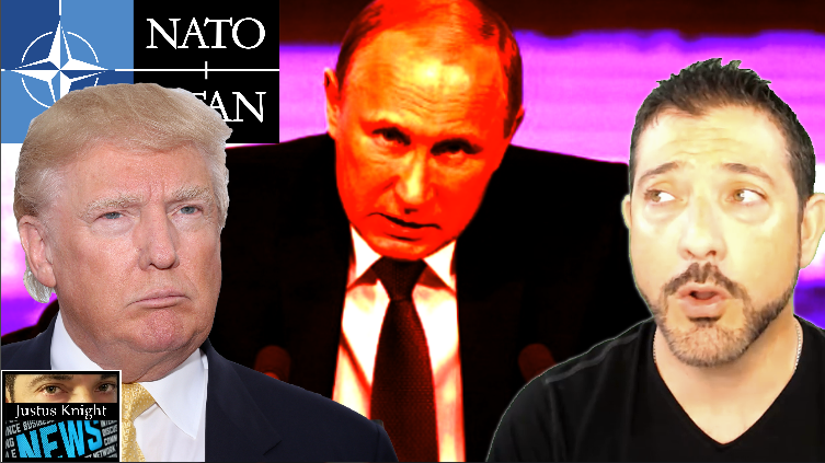 RUSSIAN RETALIATION IMMINENT!!  What Did They Just Do?!? NATO 'Accidentally' EXPOSED Us!! – Justus Knight News