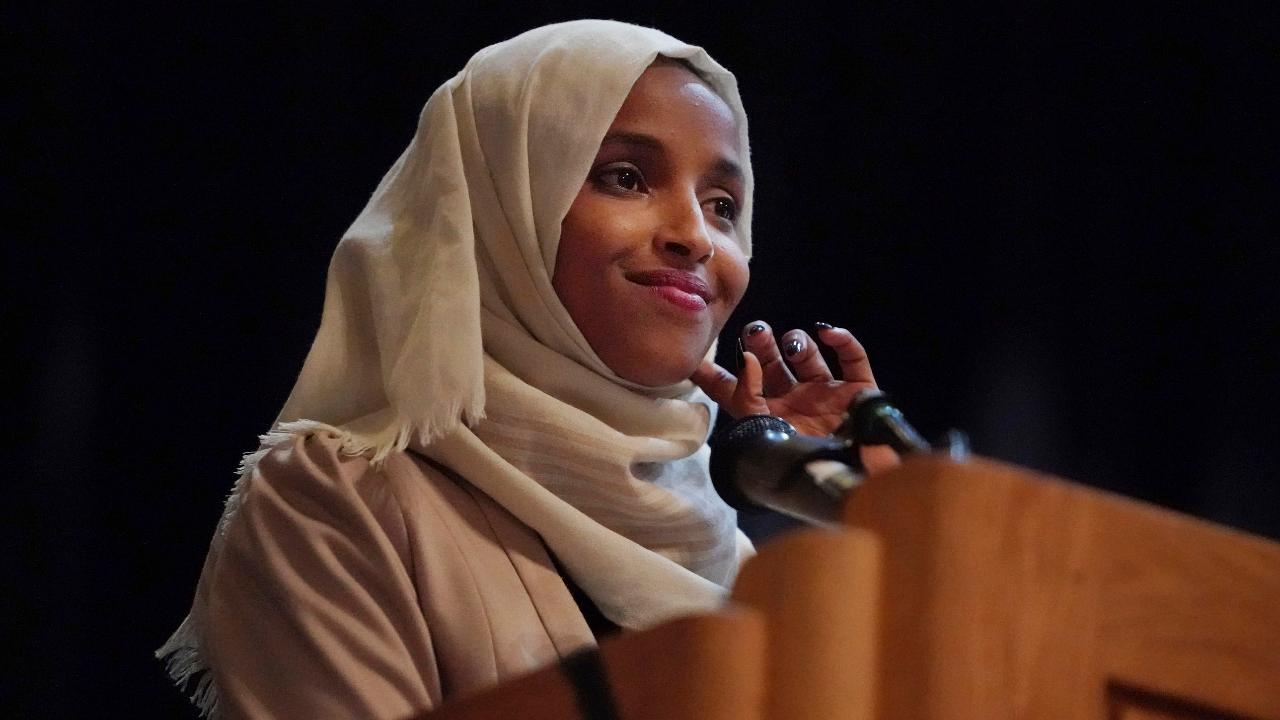 Rob Smith: Omar, AOC and other radical congresswomen should stop crying 'racism' whenever they're criticized | Fox News