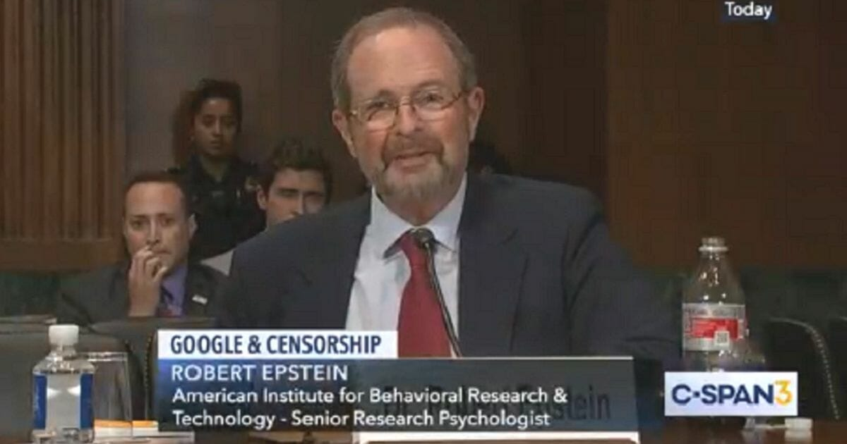 Google Expert Drops Jaws by Explaining How They Gave Hillary up to 10 Million Votes