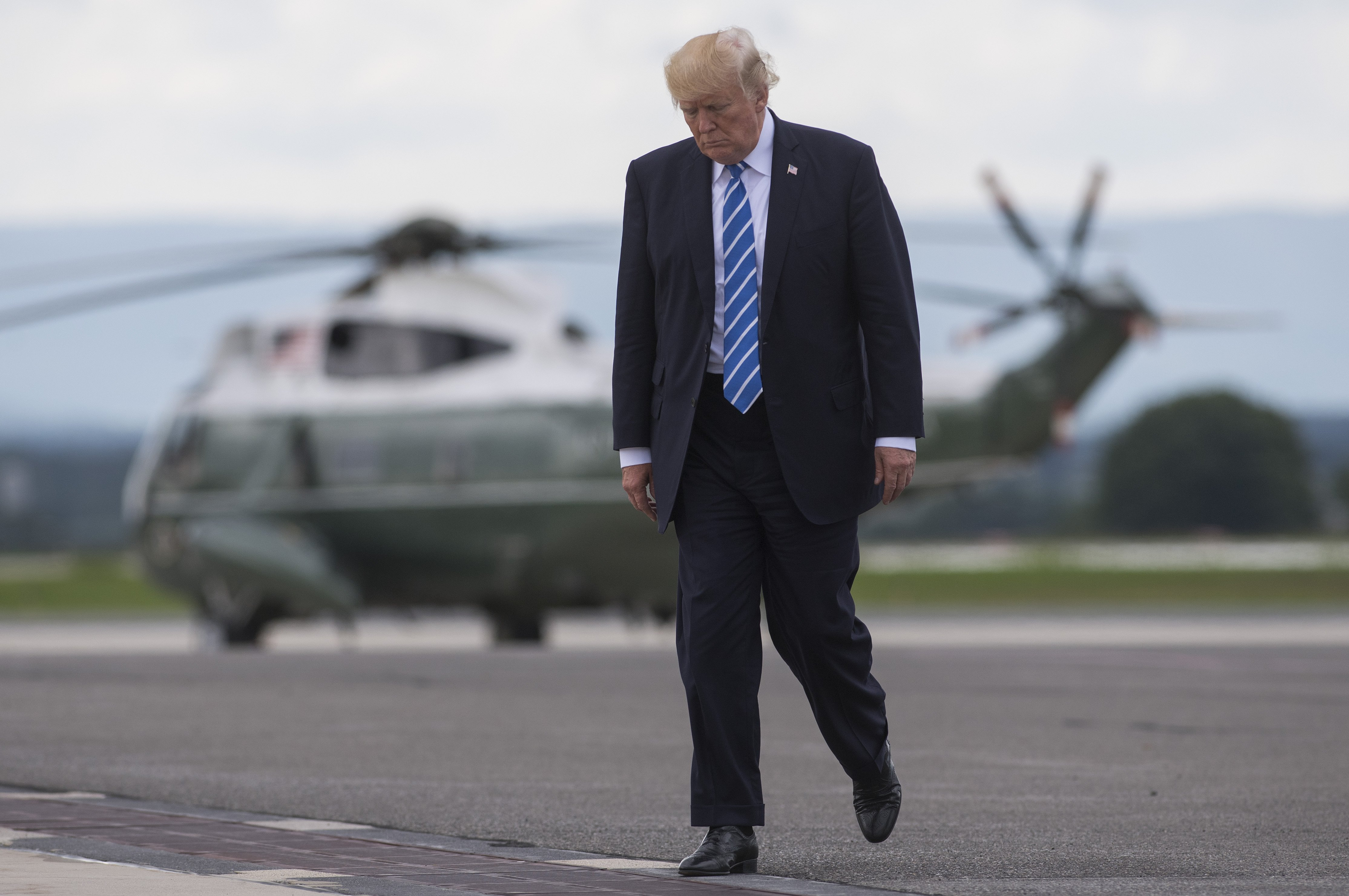Trump Reveals His Most Difficult Day As President | The Daily Caller