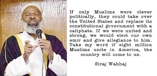 """MUSLIM CAUCUS: """"Making America Muslim, ALL of America, Muslim"""""""