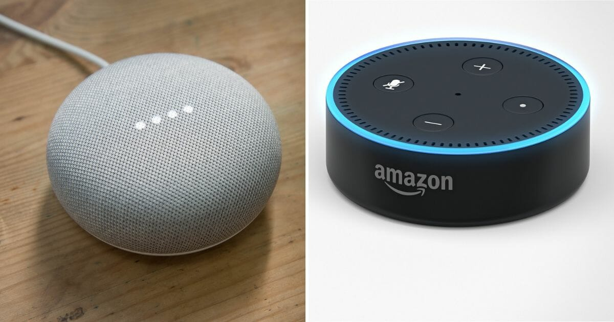 Have One of These Devices? Amazon and Google Employees May Have Been Recording You