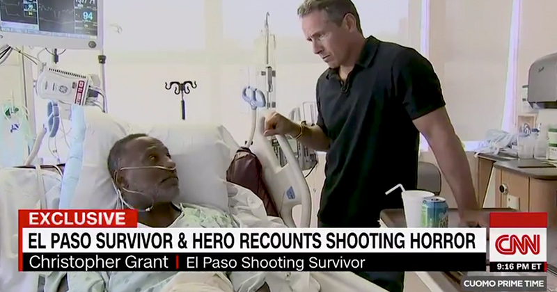 """El Paso Shooting Victim Wishes His """"Gun-Wielding"""" Mom Brought Her .38 Special – NewsWars"""