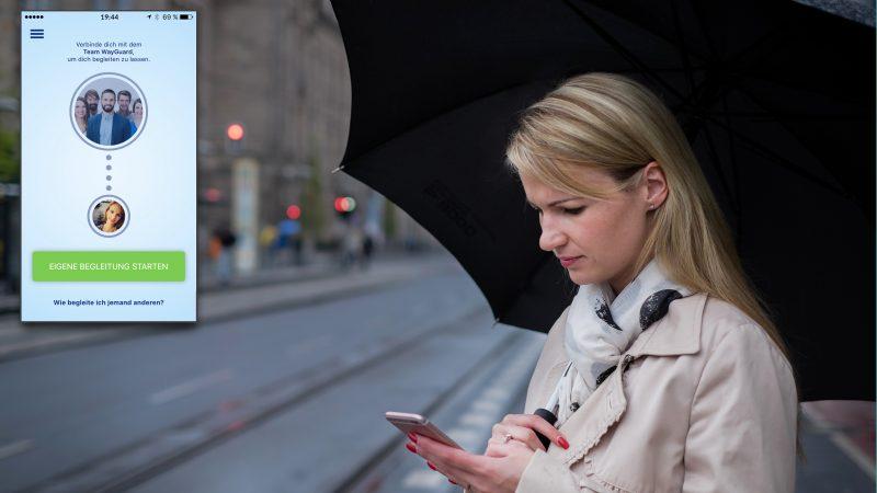 WayGuard: Kostenloser Begleichservice - wie geht das? | mobilsicher.de