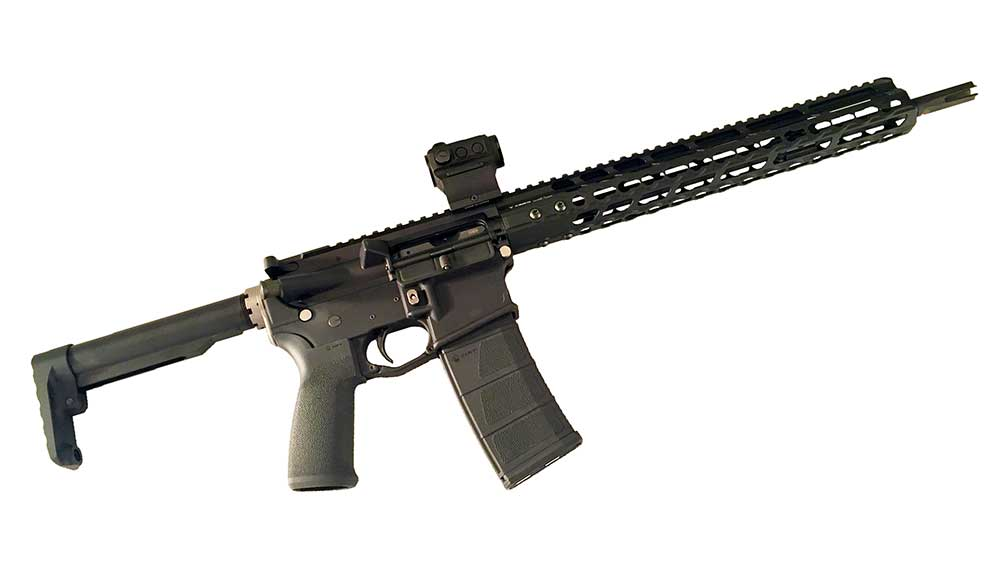 Shooting Illustrated | Building an AR-15 Under 5 Pounds (Including Optic)