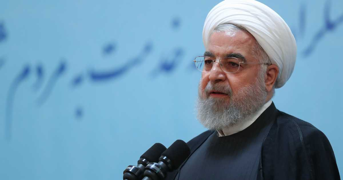 Iranian President Hassan Rouhani: America Must 'Bow Down Before' Iran | Daily Wire