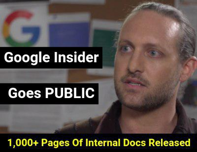 """Google """"Machine Learning Fairness"""" Whistleblower Goes Public, says: """"burden lifted off of my soul"""" – Project Veritas"""